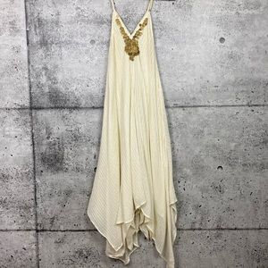 Urban Outfitters // Ecote // Medallion Flowy Dress
